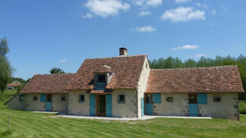 Gite de la Faye - Allier_ Pour respirer lors de vacances en pleine campagne!