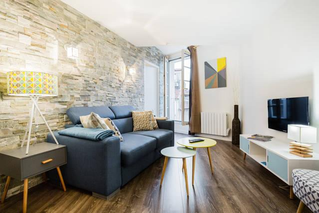 Rotonde, T2 pour 6 pers. Wifi, Clim, Ascenseur, holiday rental in Aix-en-Provence