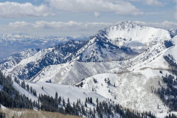 Wasatch Mountian Range