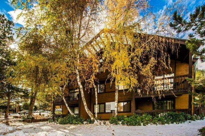 Red Pine Condos are the perfect spot for a ski or summer vacation in Park City
