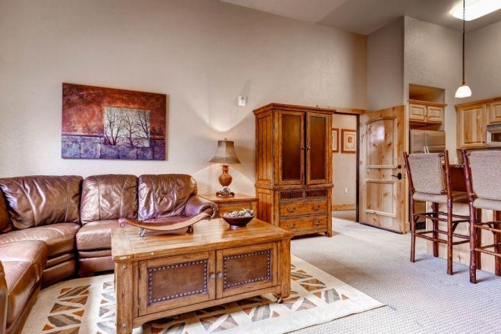 Welcome to our classic mountain-style condo with all the modern updates and amenities located near the base of Canyons Resort in Park City, Utah.