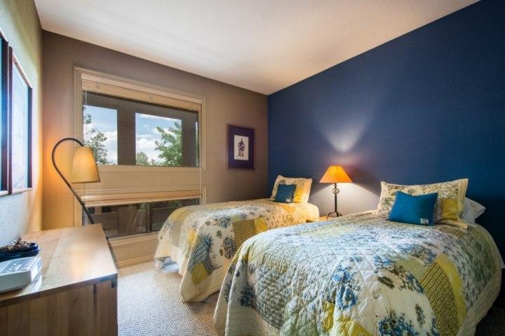 The third (3) bedroom includes two twin beds, closet, dresser and nightstand to store your personal effects.