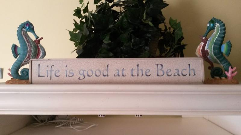 Just steps to the beach!! Ocean view condo, vacation rental in Wildwood Crest