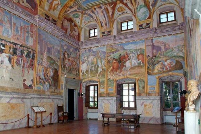 Palazzo Ducale -Castiglione del Lago