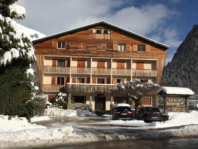Holiday apartment in Morzine, French Alps, holiday rental in La Cote-d'Arbroz