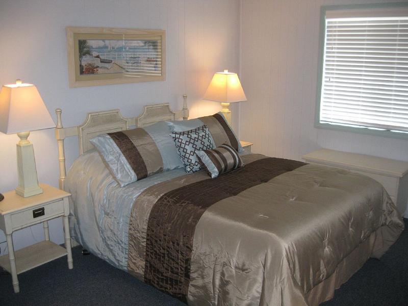 Master bedroom oceanfront