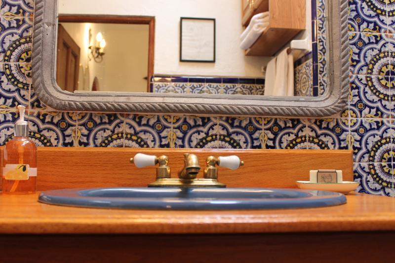 Baño de azulejo de la vendimia / azulejos del baño de la vendimia
