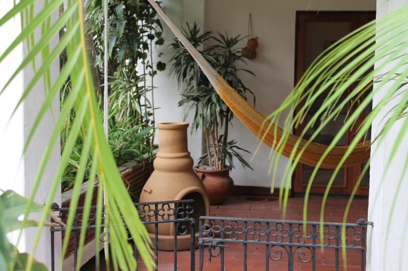 Terraza privada/Private terrace