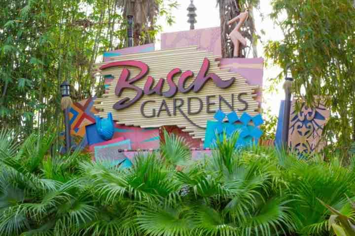 Family Adventure at Busch Gardens