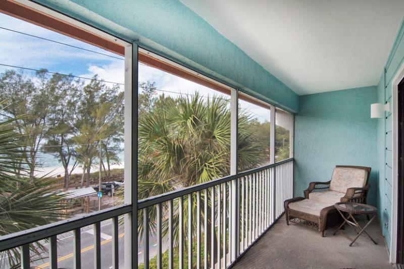 Balkonseite Strandseite
