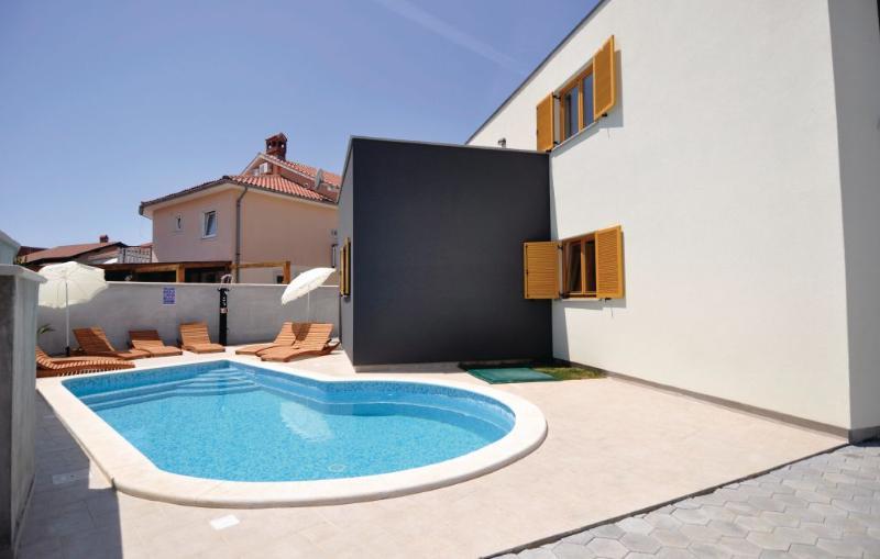 Villa Palatium II Pool
