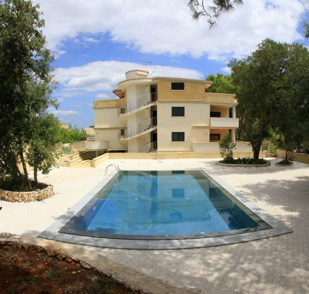 Residence La Vallonea FULL B, vacation rental in Spongano