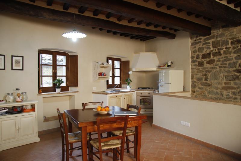 Casa del Balestriere In Centro Storico, alquiler vacacional en Cortona