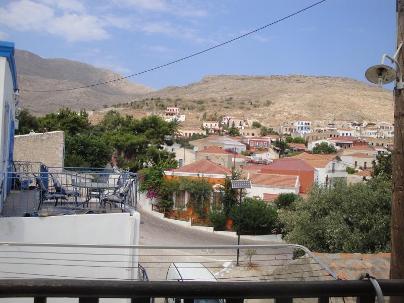 Villa Chrysodimi 2, holiday rental in Tilos