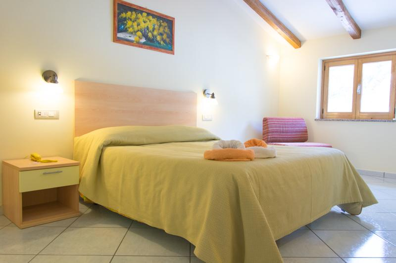 Minihotel IRIS - Camera SUPERIOR, location de vacances à Maiori