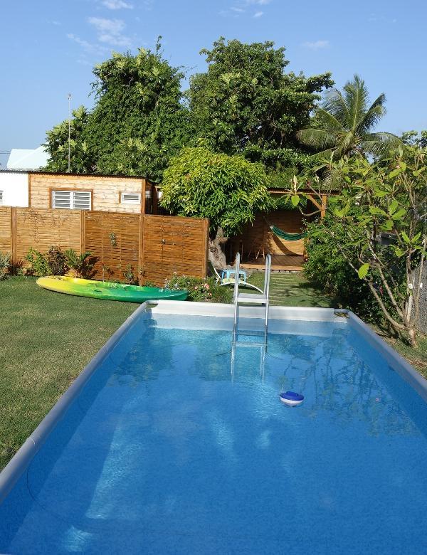 piscine hors sol 6mX3m profondeur 1,2m