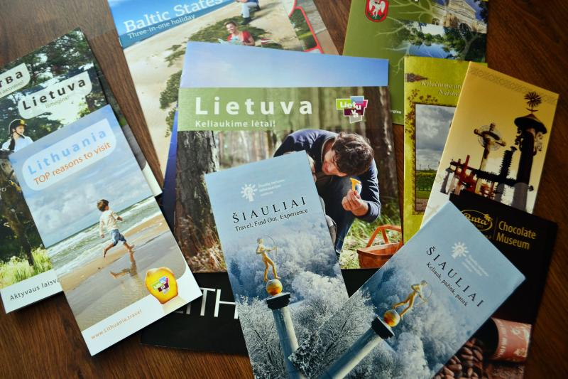 Mini TIC in the apartment. ere you'll find information about most beautiful places.