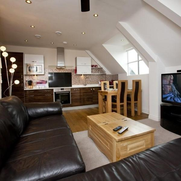 Luxury Apartment in the heart of historic York, vacation rental in York