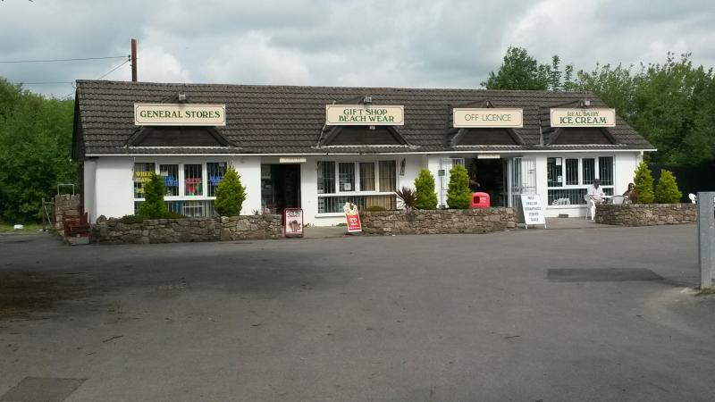 Oxwich Village Shop