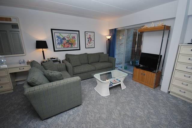 Living Area - Patrician Towers #102