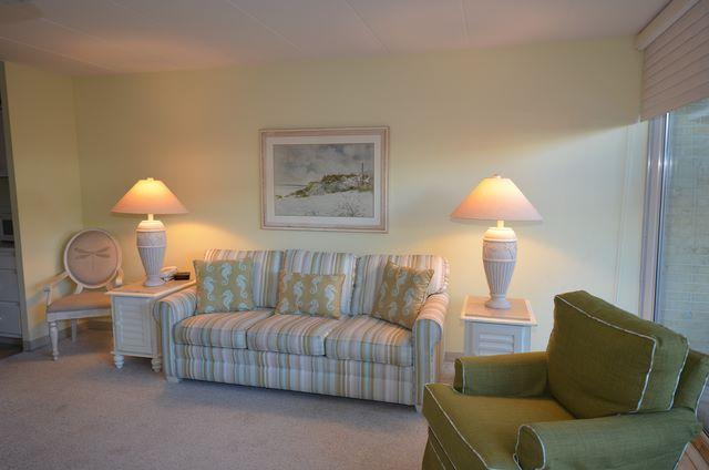 Living Area - Patrician Towers #106