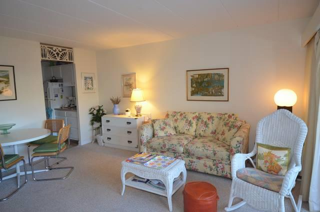 Living Area - Patrician Towers #108