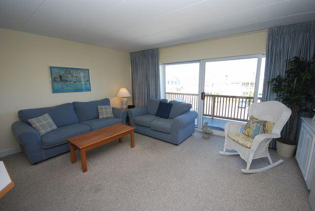 Living Area - Patrician Towers #309