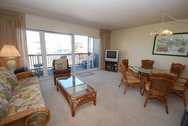 Living Area - Patrician Towers #208