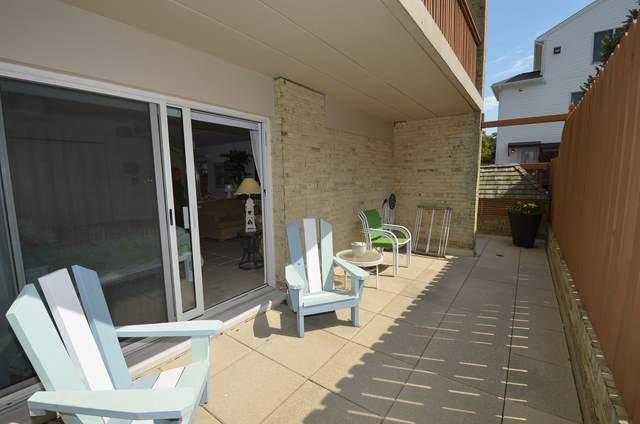 Rear Patio - Patrician Towers #101