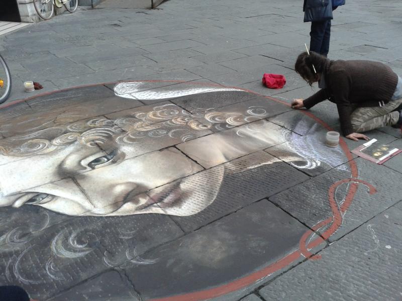 Lucca  arte ovunque