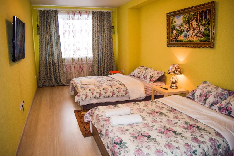 Two Bedroom Apartment 18, vacation rental in Tolmachevo