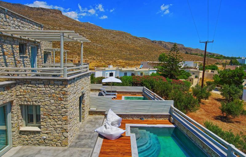 Vista Mare Villas - Hideaway Luxury, location de vacances à Zakros