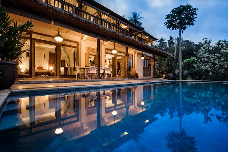 Villa Sagitta: Tranquility & peace 7km from Ubud, alquiler de vacaciones en Ubud