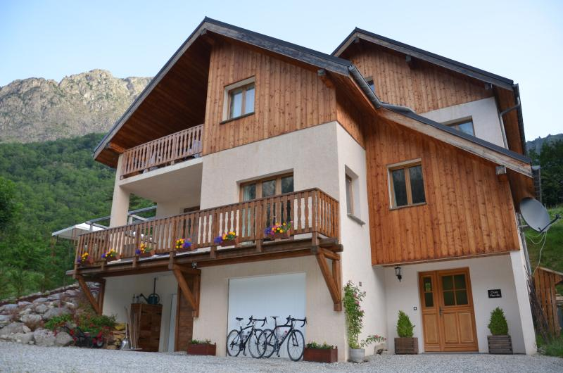 Chalet Morville, holiday rental in Vénosc