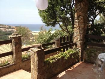 Terrace with Meeresblik