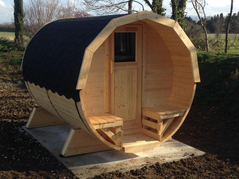 le sauna (10 euro)