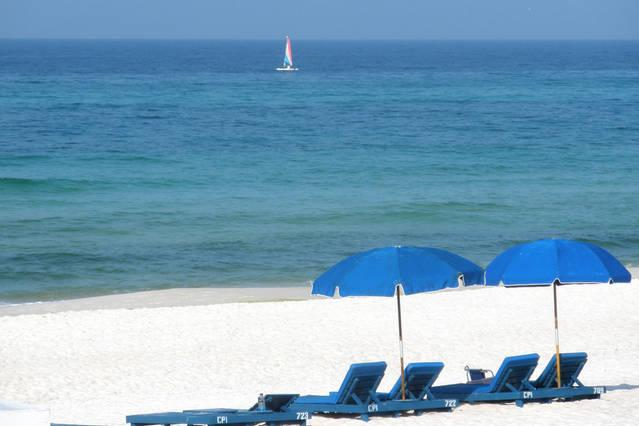 Beach Chairs and Umbrella's Available