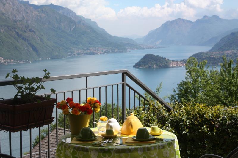 Appartamento Le eriche, lake view, vacation rental in Plesio
