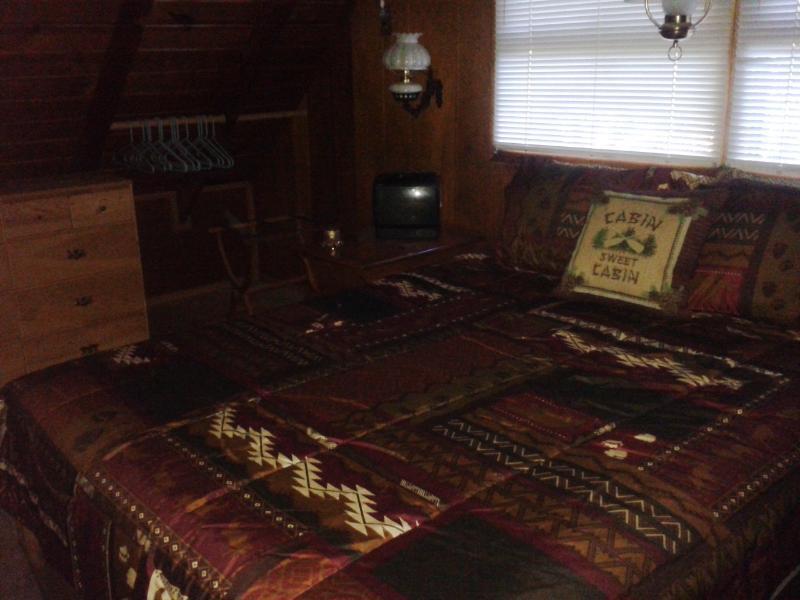 Derecho loft con cama queen