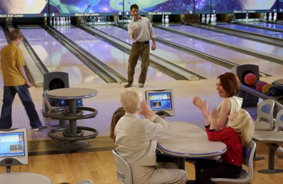 Bowling at Black Oak Casino