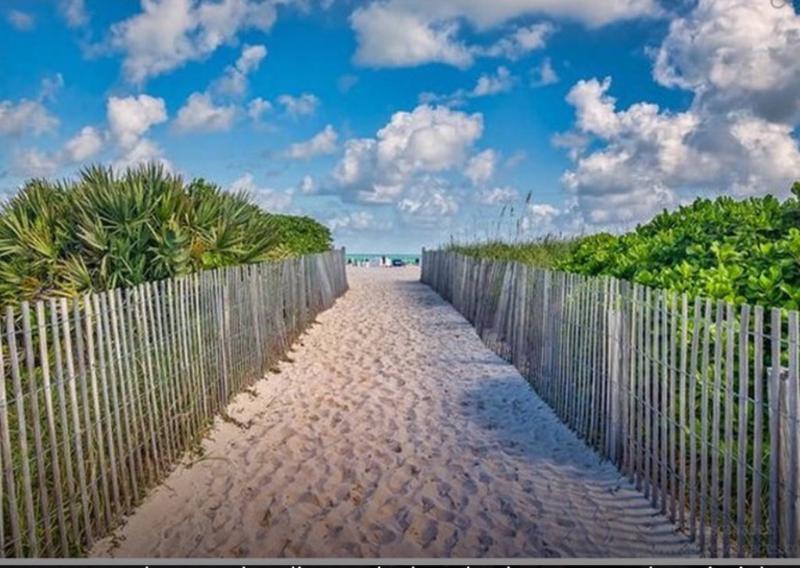 Beach way