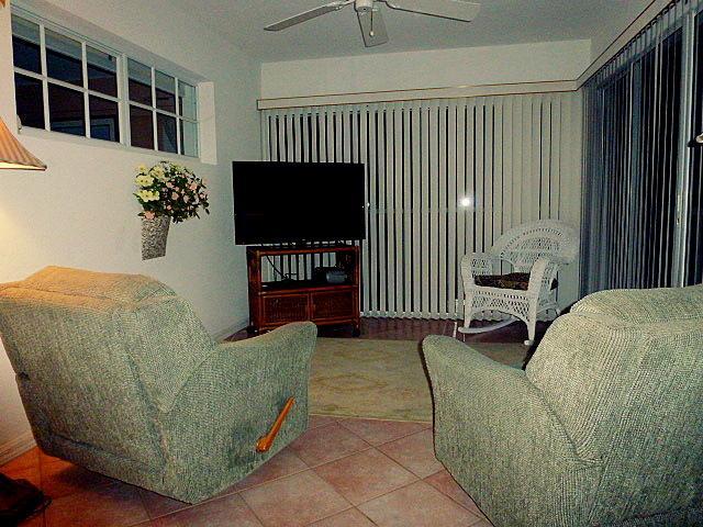 Nite View of TV Room