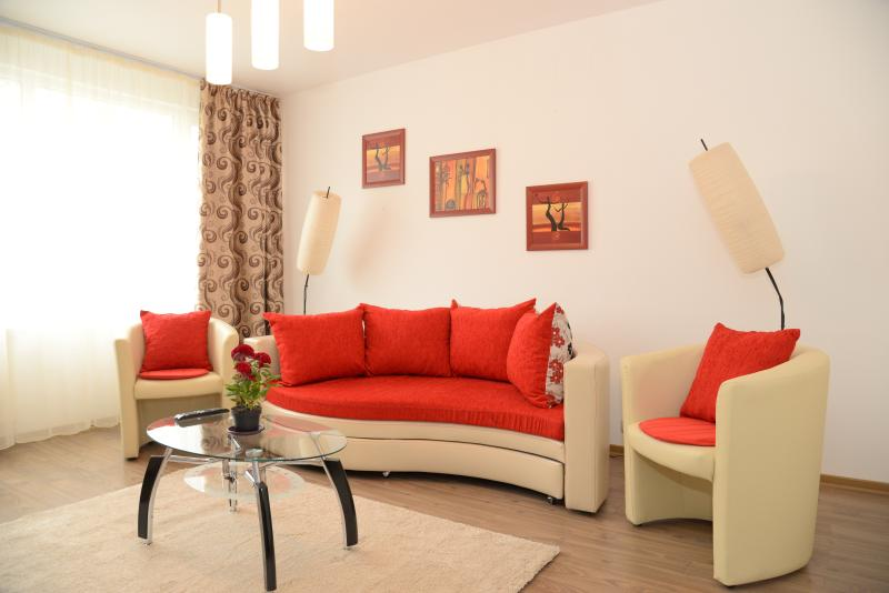 Cosy Red Apartment, holiday rental in Jilava