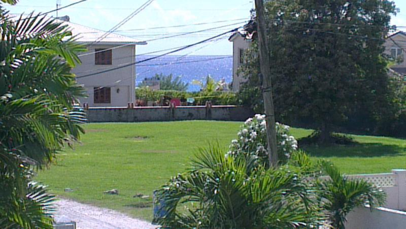 Sea View from the 1st Floor Villa
