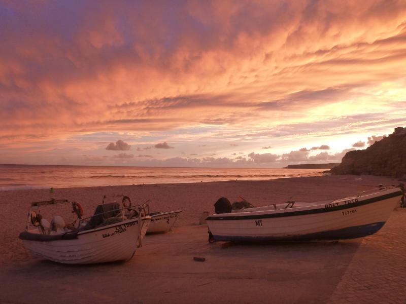 Salema Sunset