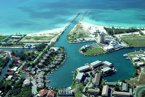 Aerial View of Kings Bay