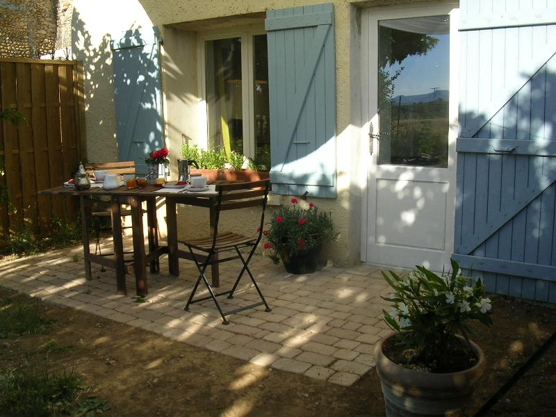Studio, holiday rental in Le Teil