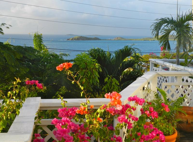 East End, St. Thomas - Great location, great views, holiday rental in Benner