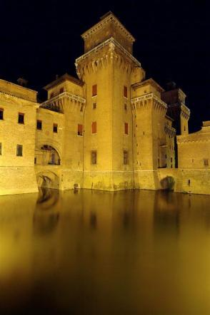 FERRARA - Castello Estense - The Castle