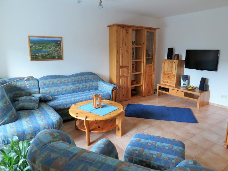 Komfortable FeWo Krempec in Hahnenklee mit privater Sauna, vacation rental in Hahnenklee-Bockswiese